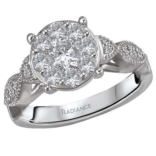 Radiance Classic Diamond Ring by Radiance