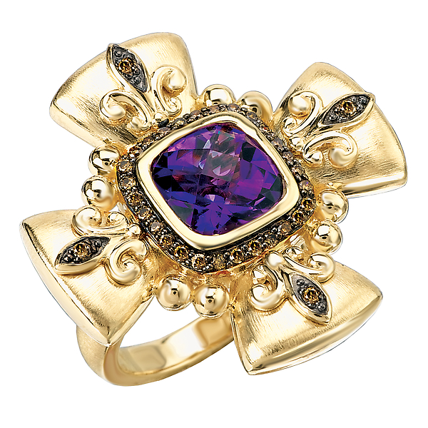 Ladies Fashion Gemstone Ring by Tesoro
