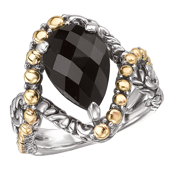 Ladies Fashion Gemstone Ring by Eleganza
