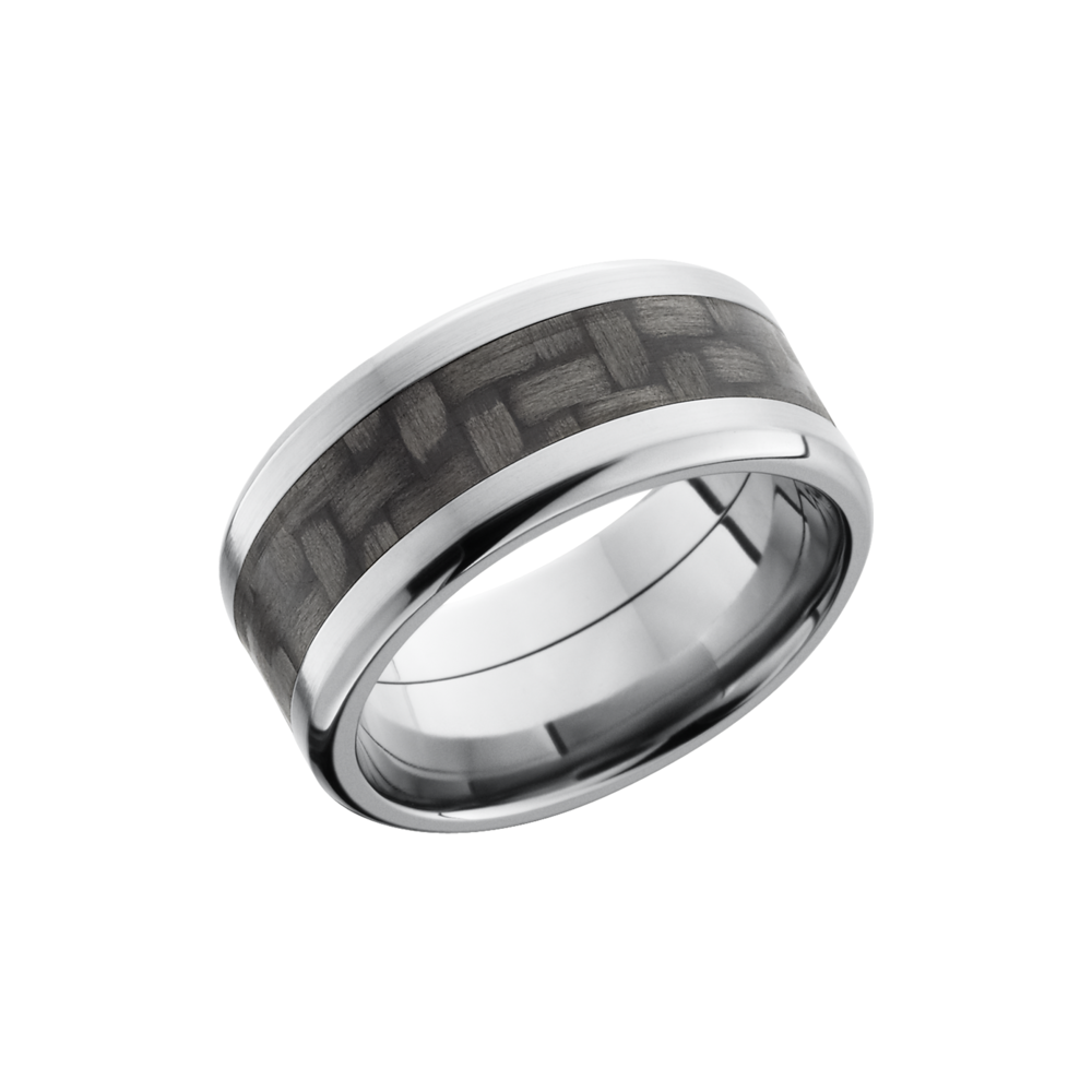 Titanium 10mm Band by Lashbrook Designs