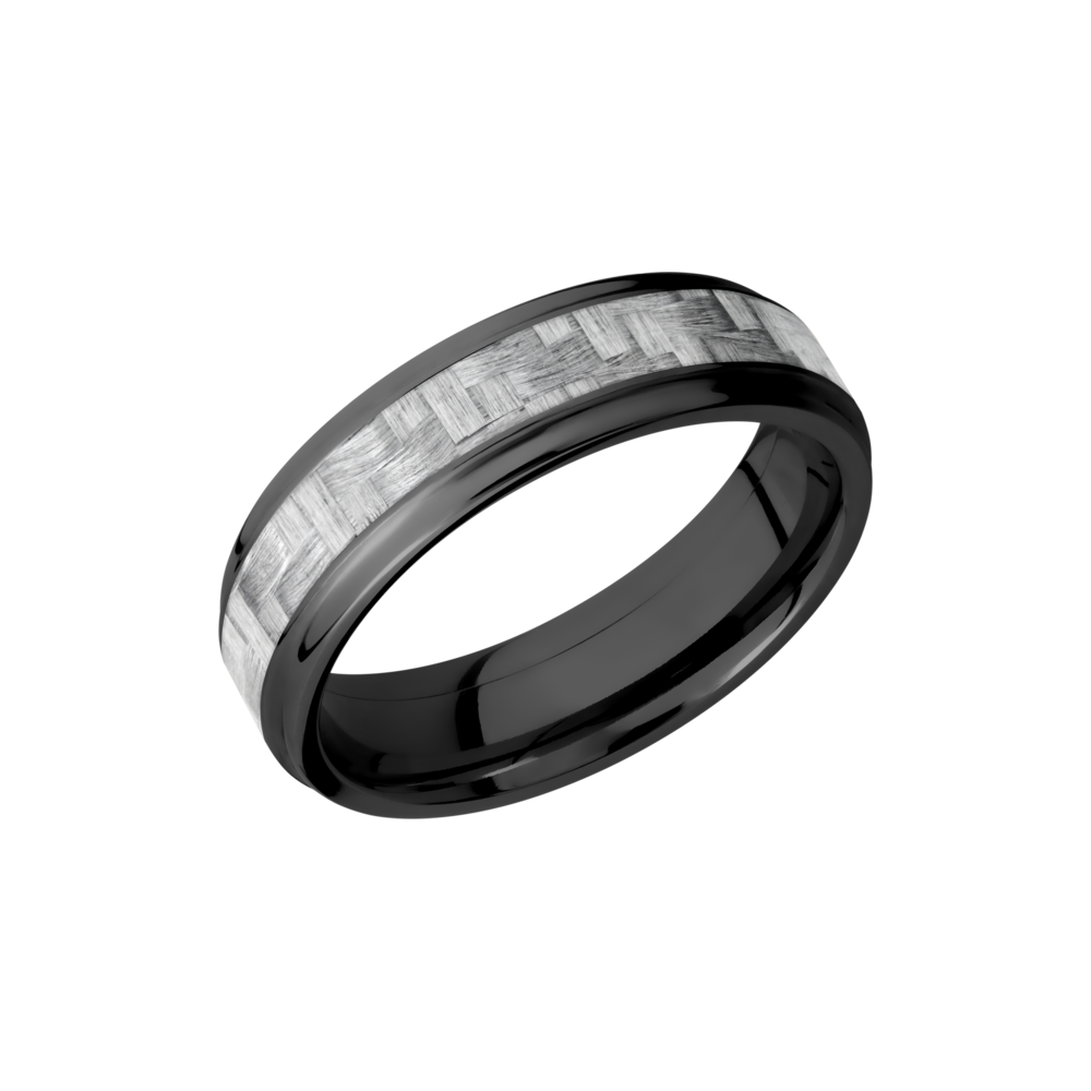 Zirconium 6mm Band P.K. Bennett Jewelers Mundelein, IL