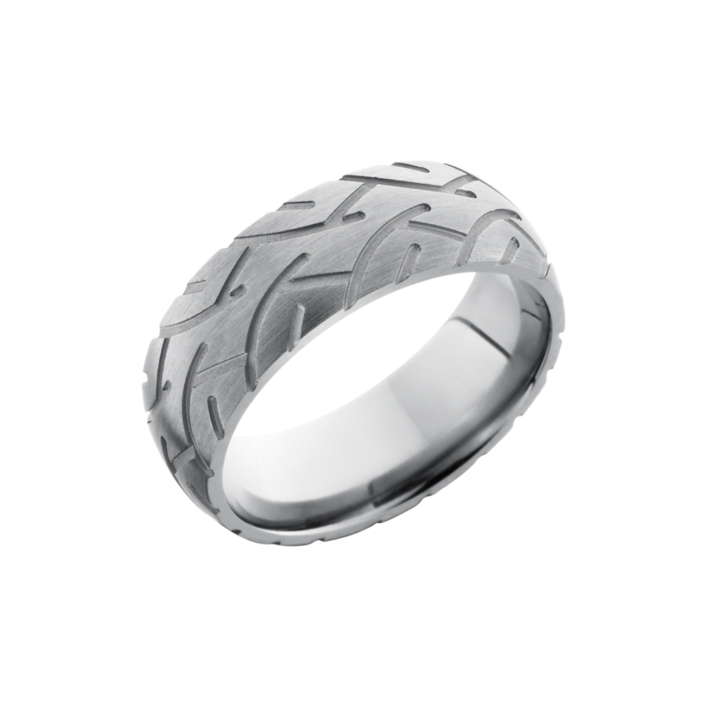 Titanium 8mm Band by Lashbrook Designs