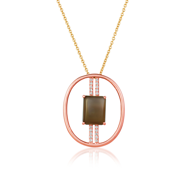 14K Strawberry Gold® Necklace by Le Vian