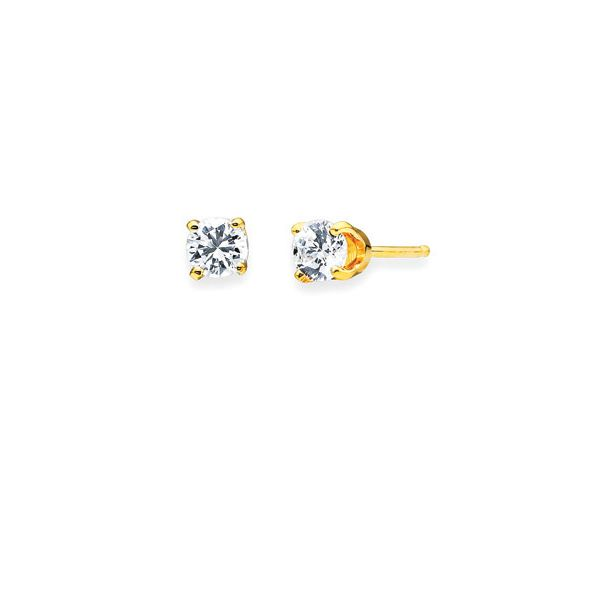 14k Yellow Gold Earrings Lake Oswego Jewelers Lake Oswego, OR