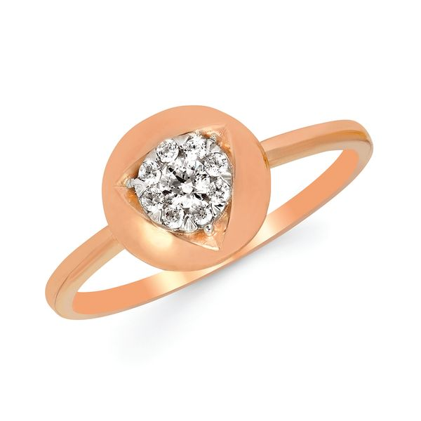 14k Rose Gold Ring Cindi's Diamond & Jewelry Gallery Foxborough, MA