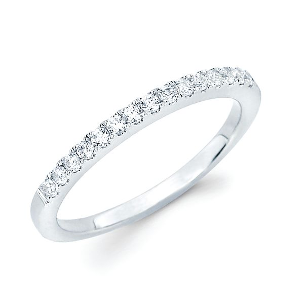 14k White Gold Ring Baker's Fine Jewelry Bryant, AR