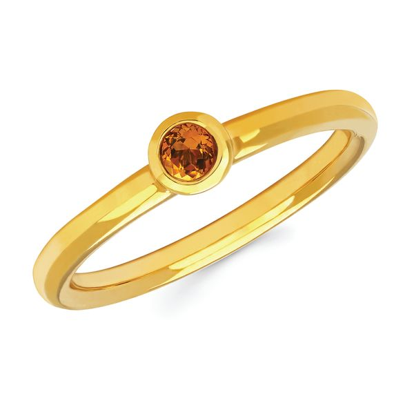 14k Yellow Gold Ring Michael's Jewelry Center Dayton, OH