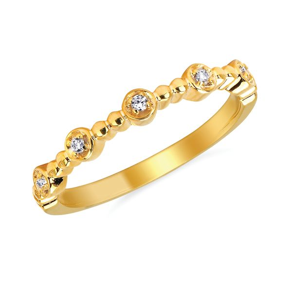 14k Yellow Gold Ring McCoy Jewelers Bartlesville, OK