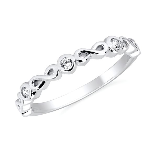 Women's Diamond Fashion Rings - 14k White Gold Ring