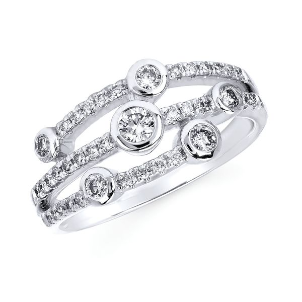 14k White Gold Ring McCoy Jewelers Bartlesville, OK