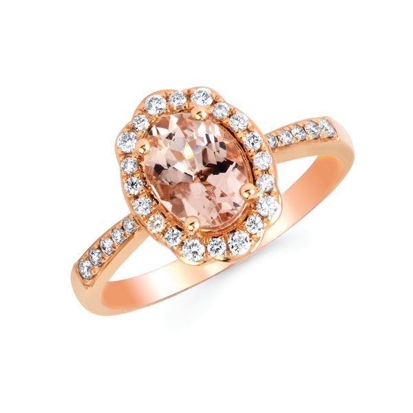14k Rose Gold Ring Bijoux Fine Jewelers Sulphur, LA
