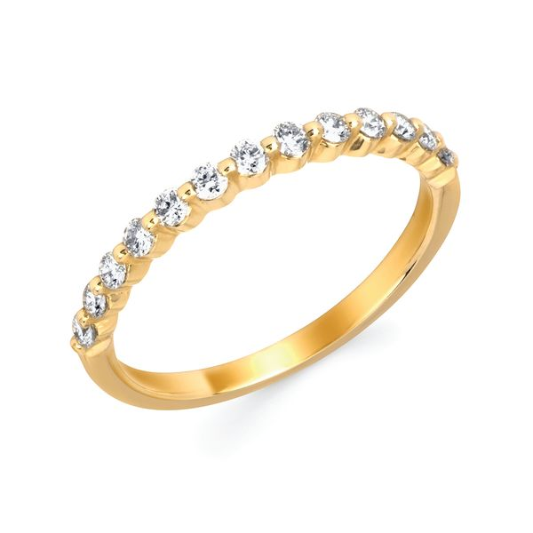 Women's Diamond Fashion Rings - 14k Yellow Gold Ring