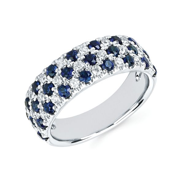 14k White Gold Ring Bijoux Fine Jewelers Sulphur, LA