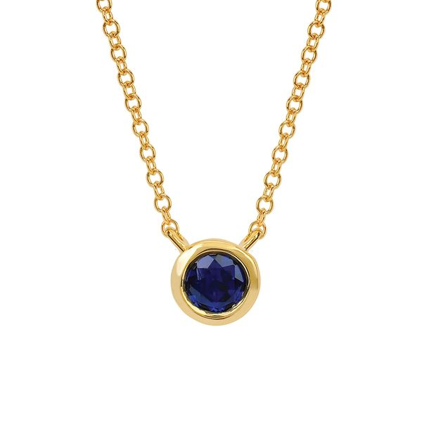 10k Yellow Gold Pendant Baker's Fine Jewelry Bryant, AR