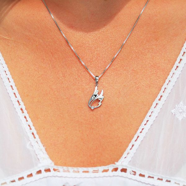 Pendants - Sterling Silver Pendant - image #2