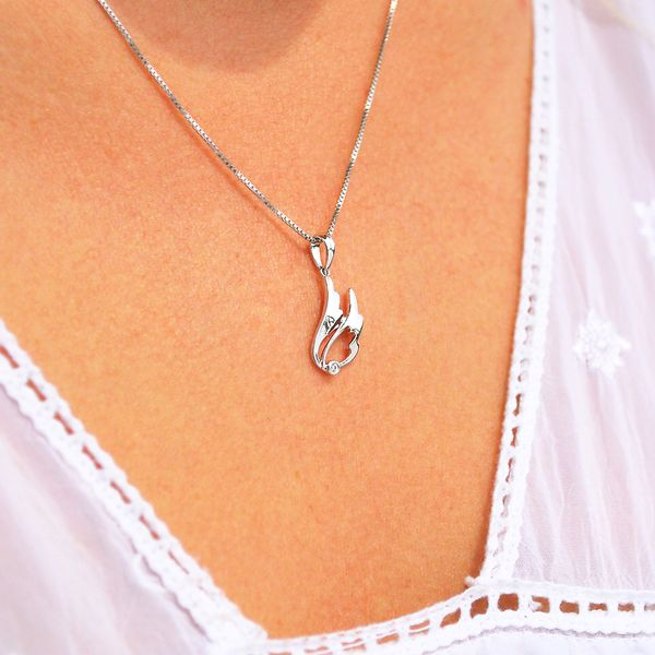 Pendants - Sterling Silver Pendant - image #3