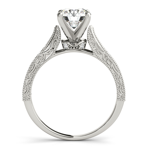 14K White Gold Authentix Ring Image 2 Atlanta West Jewelry Douglasville, GA