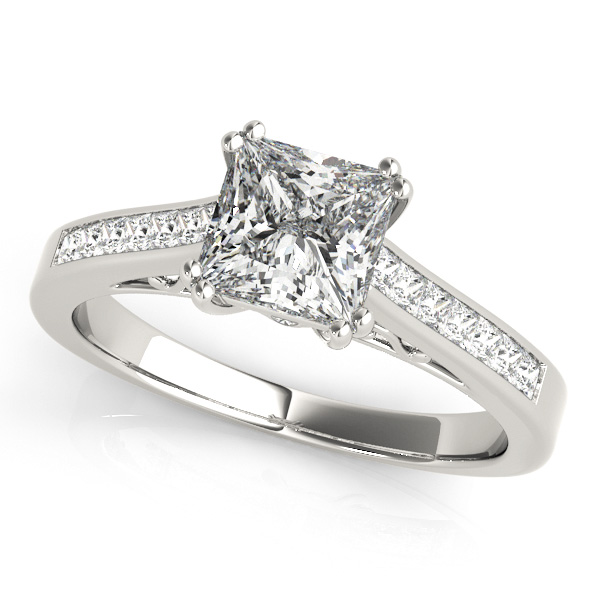 Platinum Engagement Ring James Douglas Jewelers LLC Monroeville, PA