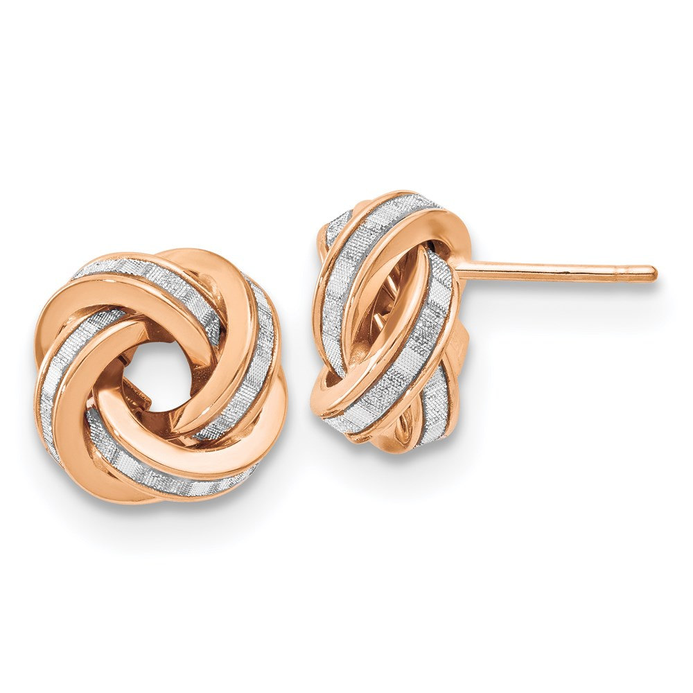 14k Rose Gold Earrings Glatz Jewelry Aliquippa, PA
