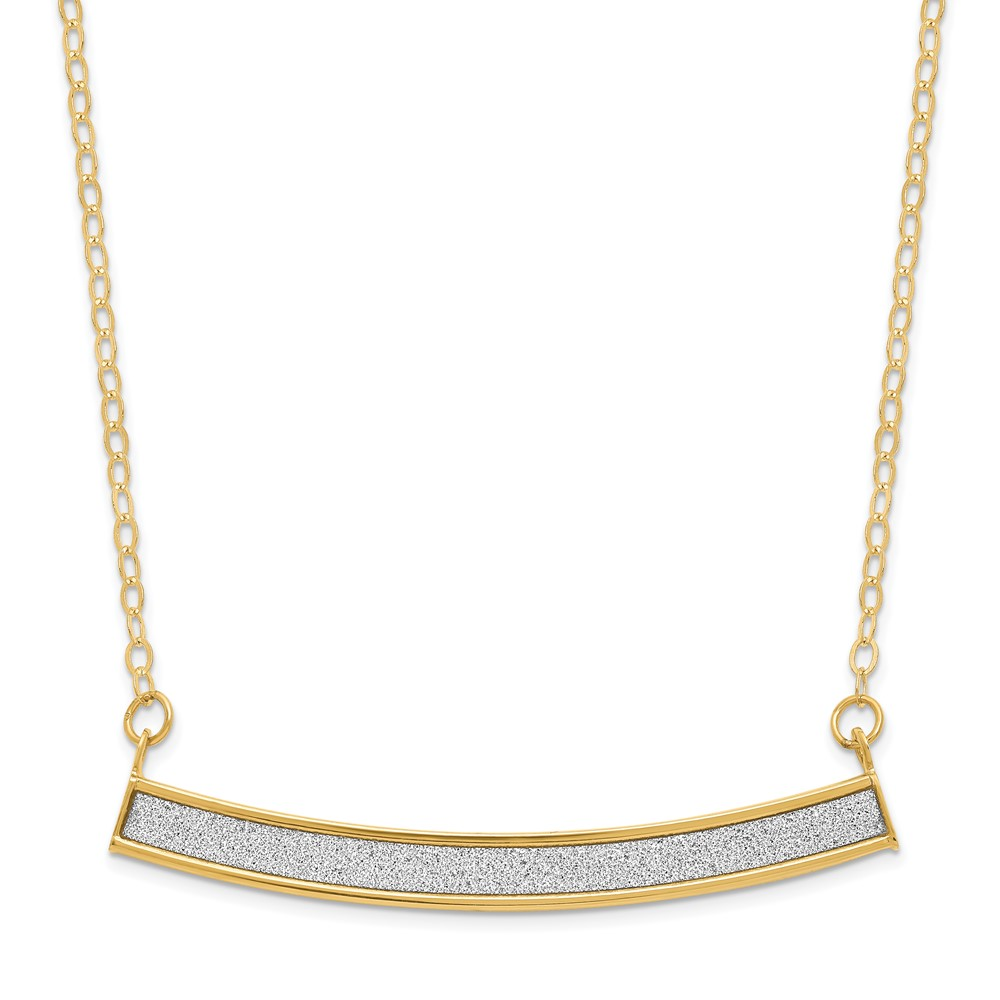 14k Yellow Gold Necklace Linwood Custom Jewelers Linwood, NJ