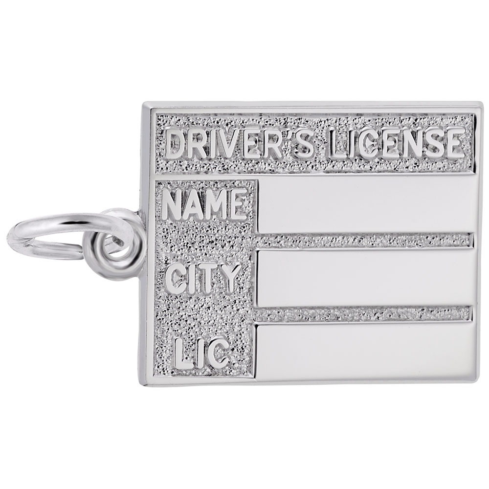 Drivers License by Rembrandt Charms