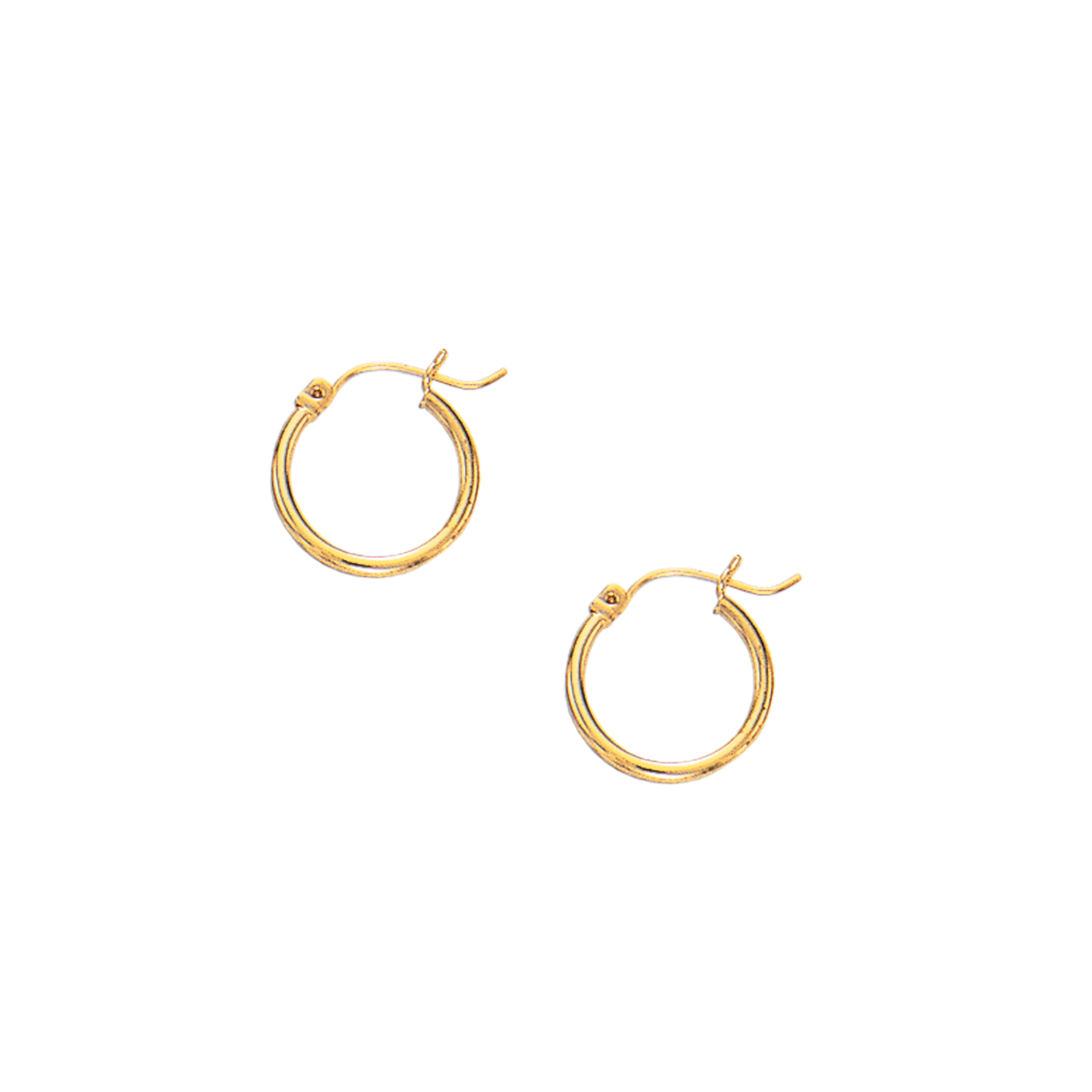 Ladies 10k Yellow Gold Earring Earrings Adair Jewelers  Missoula, MT