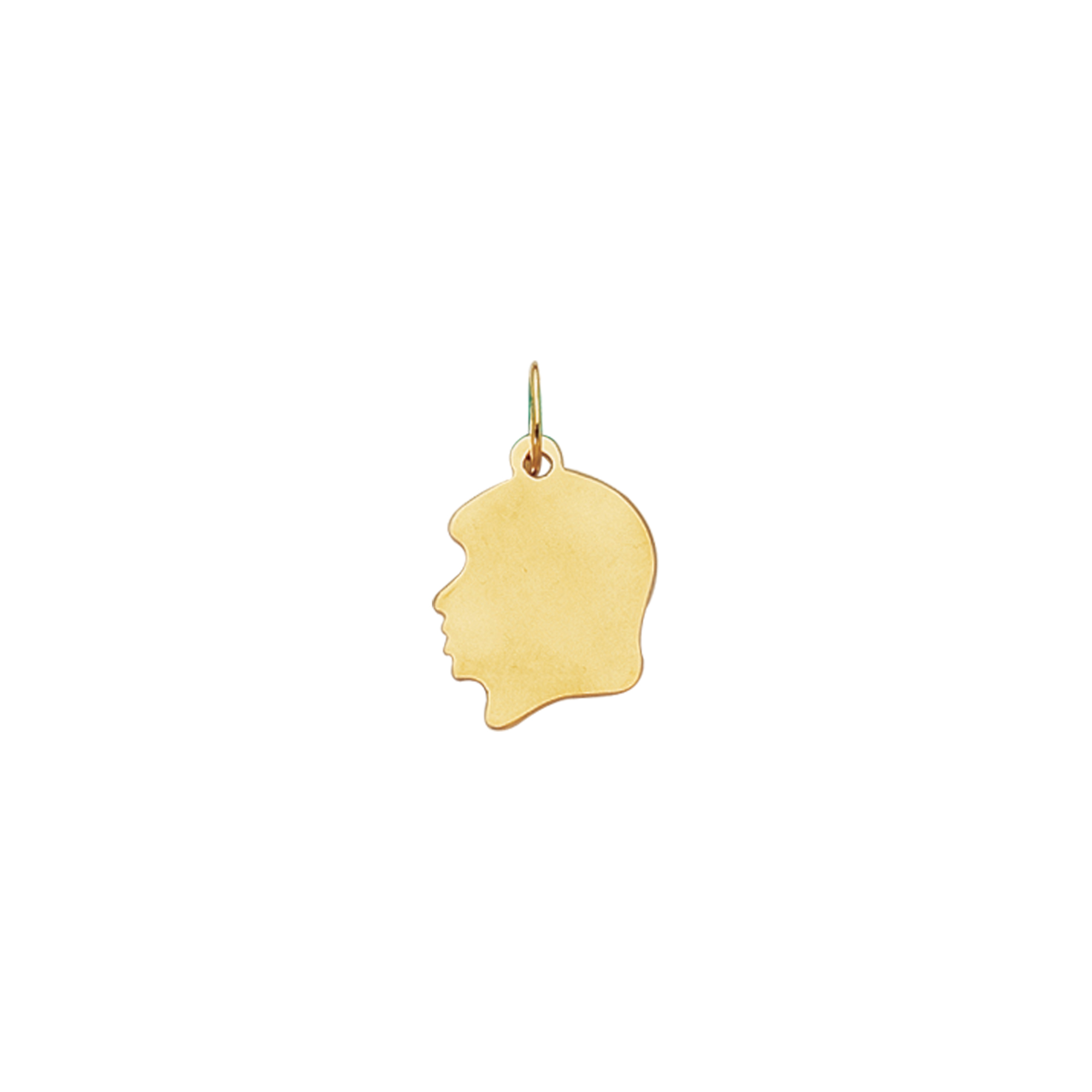 14K Yellow Gold Pendant Wyatt's Jewelers Seattle, WA