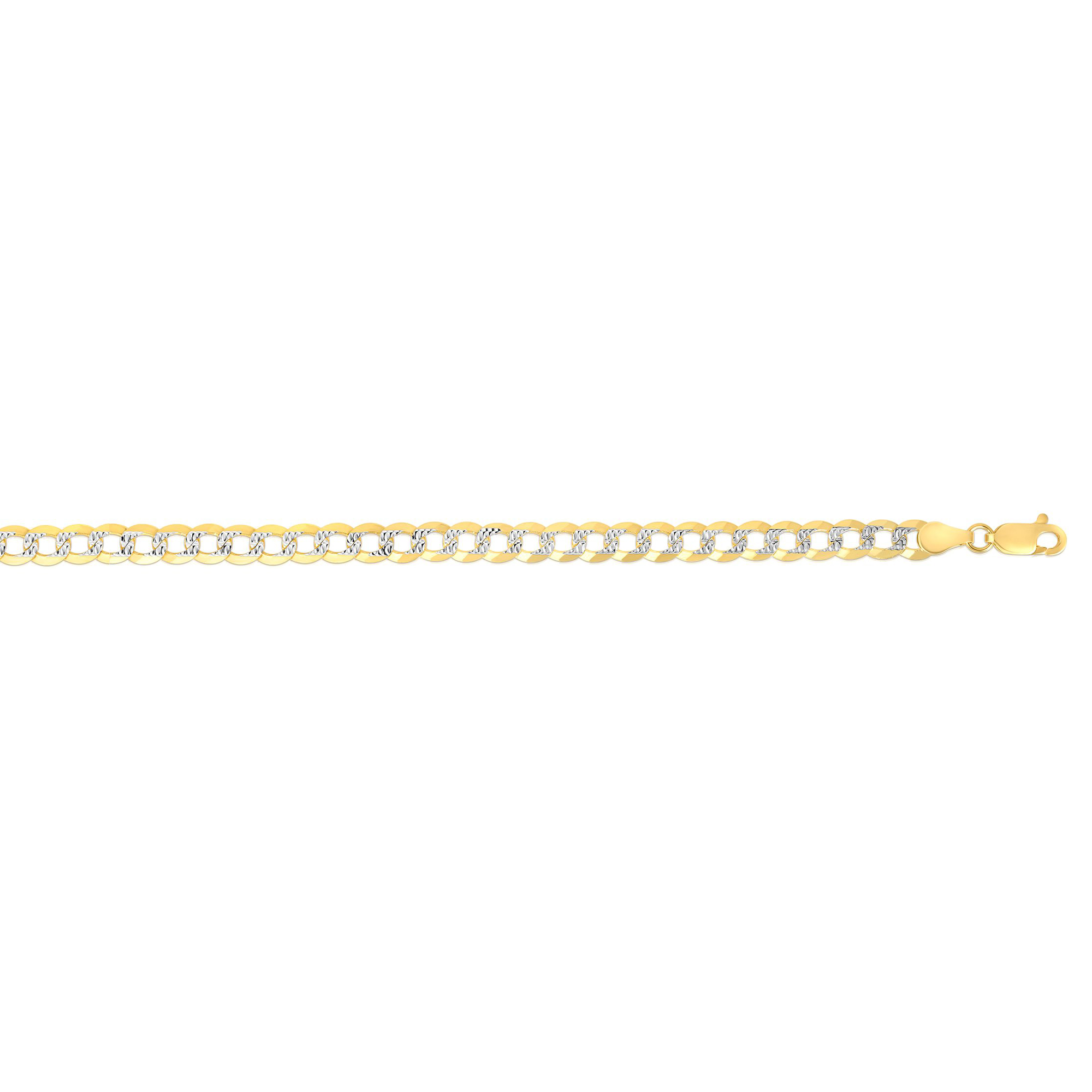 14K Yellow & White Gold Chain Grogan Jewelers Florence, AL