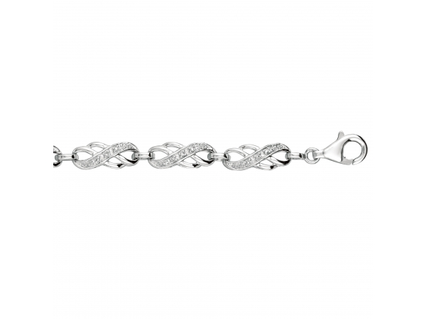 Sterling Silver Bracelet Wyatt's Jewelers Seattle, WA