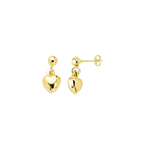 714415143 Royal Chain 14K Childrens Jewelry Earring ER478 | Morin Jewelers ...