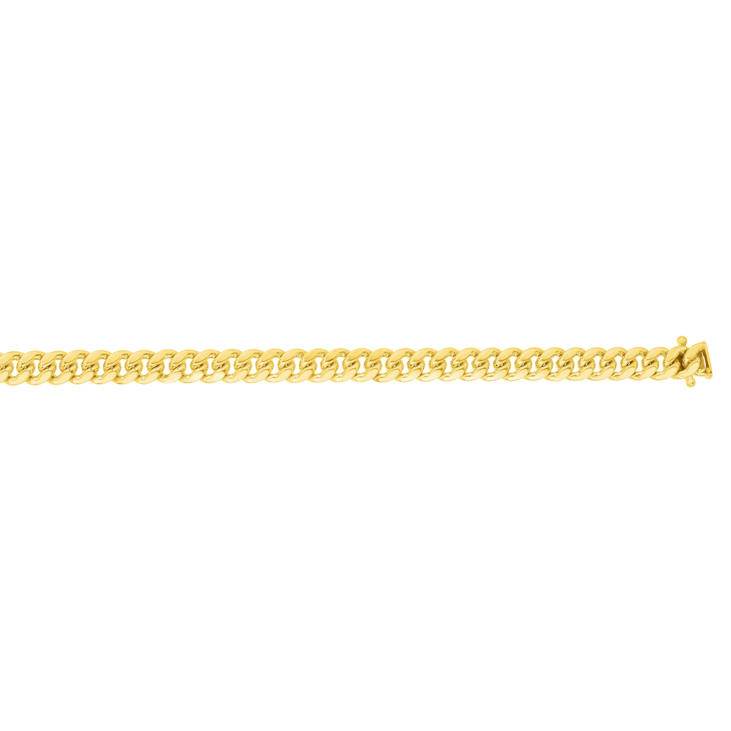 14K Yellow Gold Chain by Royal Chain