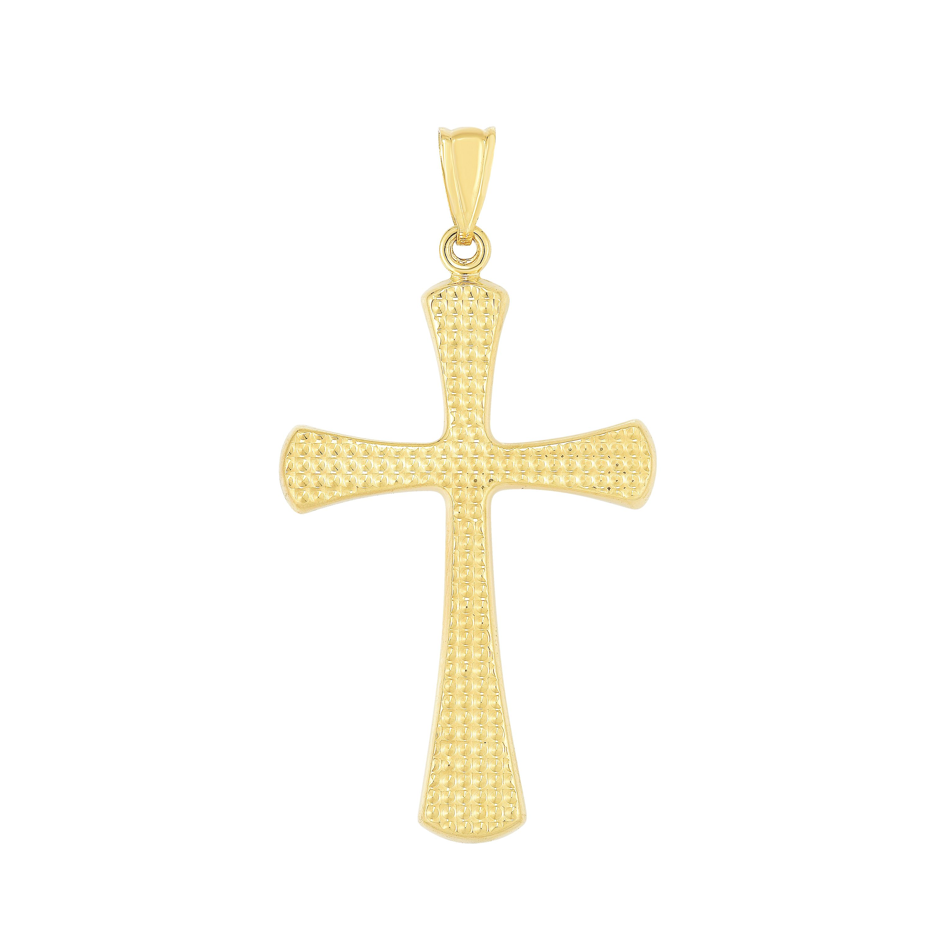 14K Yellow Gold Pendant Grogan Jewelers Florence, AL