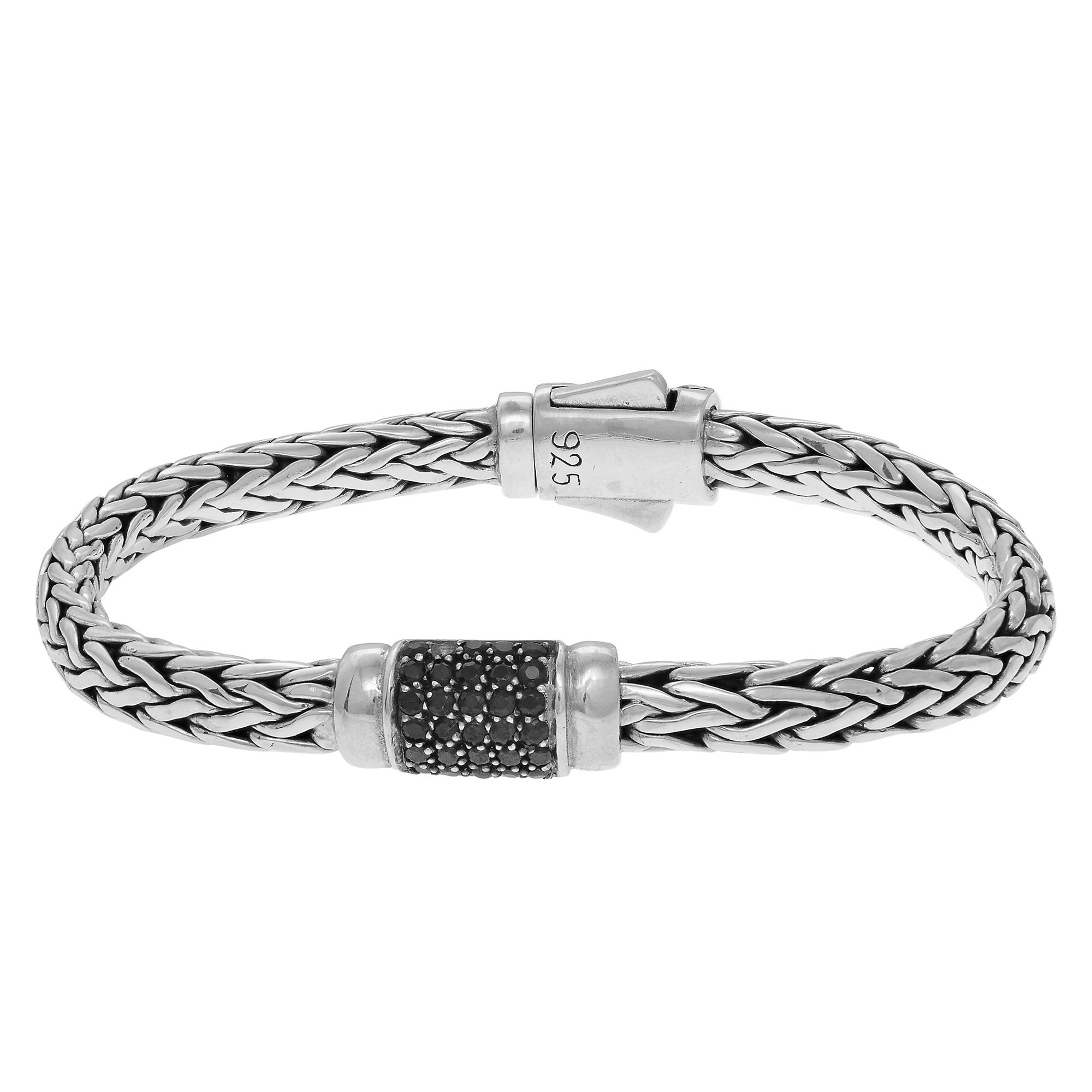 Sterling Silver Bracelet James Wolf Jewelers Mason, OH