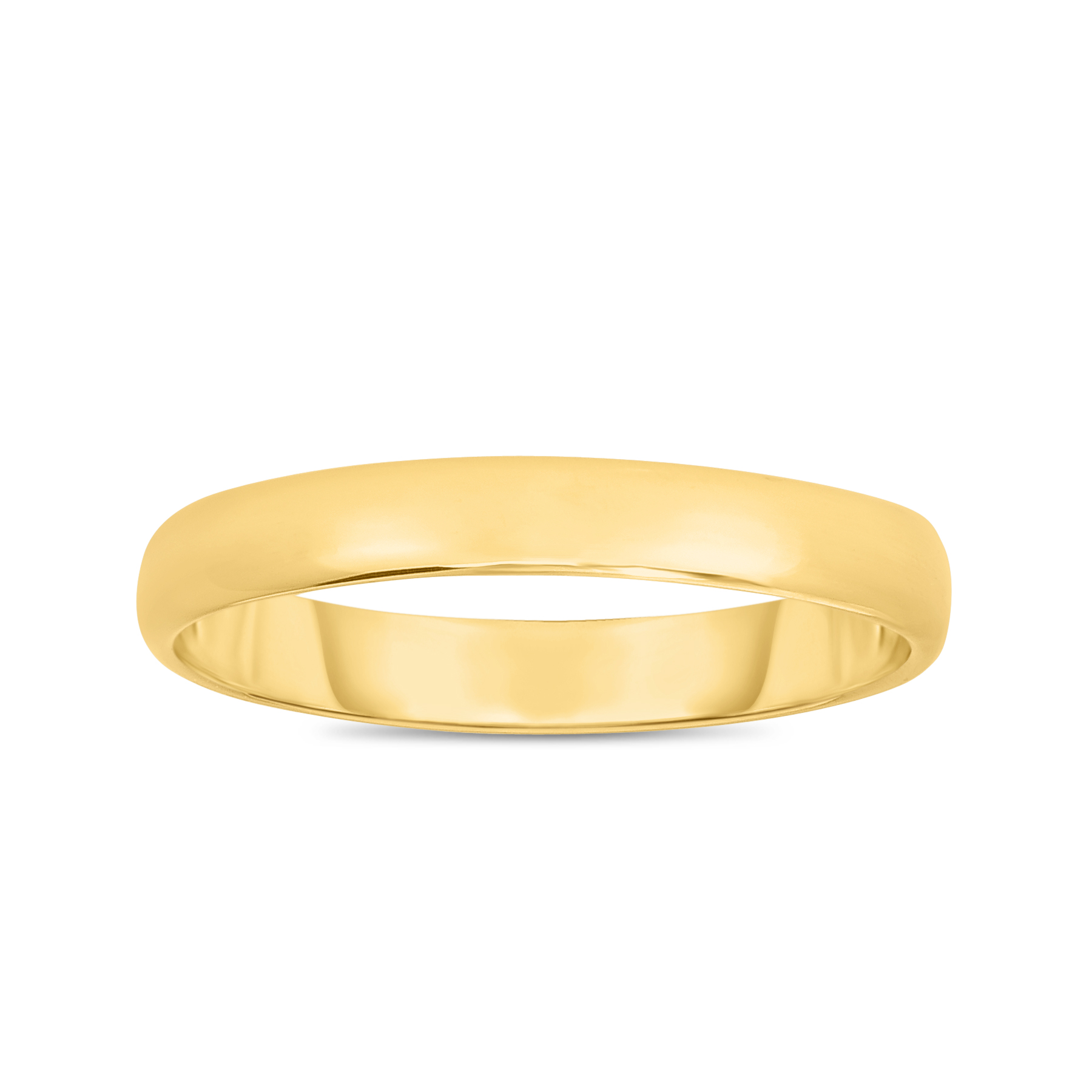 14K Yellow Gold Fashion Ring by Royal Chain