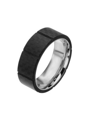 Mens Ring by INOX