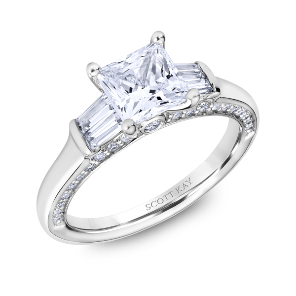 Whether you're looking for gold engagement rings, emerald engagement rings, diamond engagement rings, or the most  - image #2