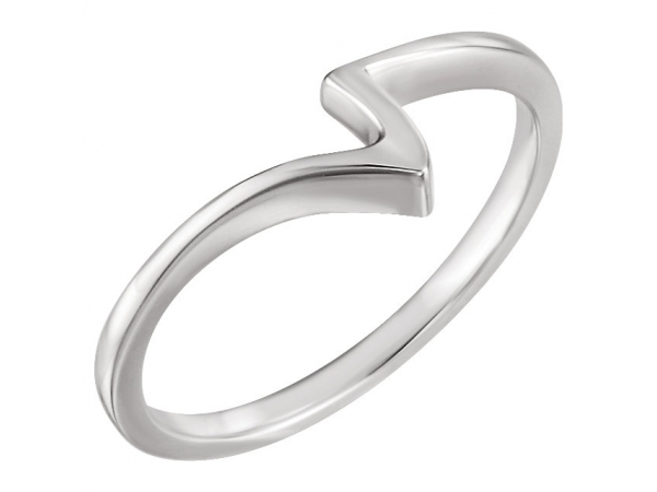 Wedding Bands - 6-Prong Solitaire Engagement Ring Matching Band