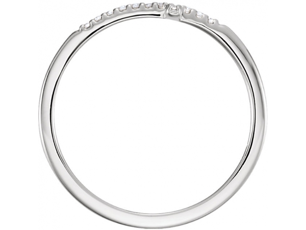 Rings - Sideways Cross Ring  - image #2