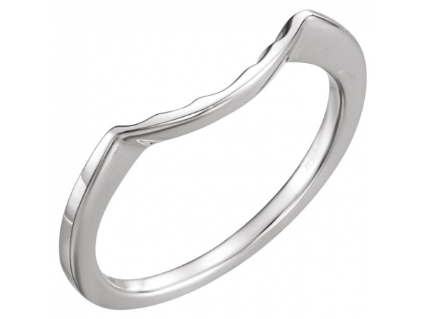 Rings - Three-Stone Engagement Ring Matching Band