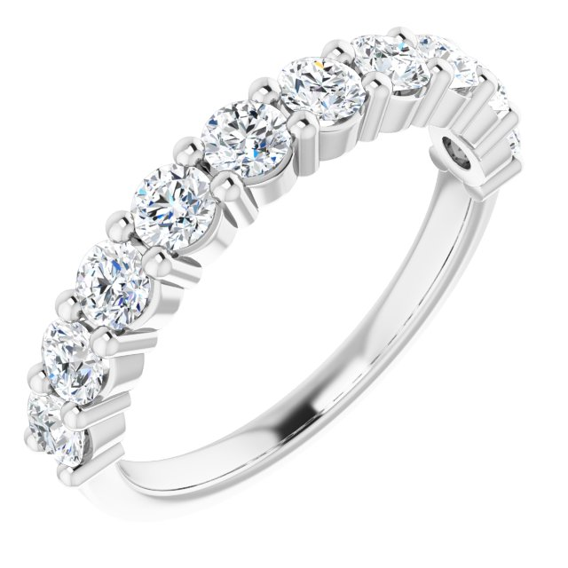 Engagement Rings - Anniversary Band