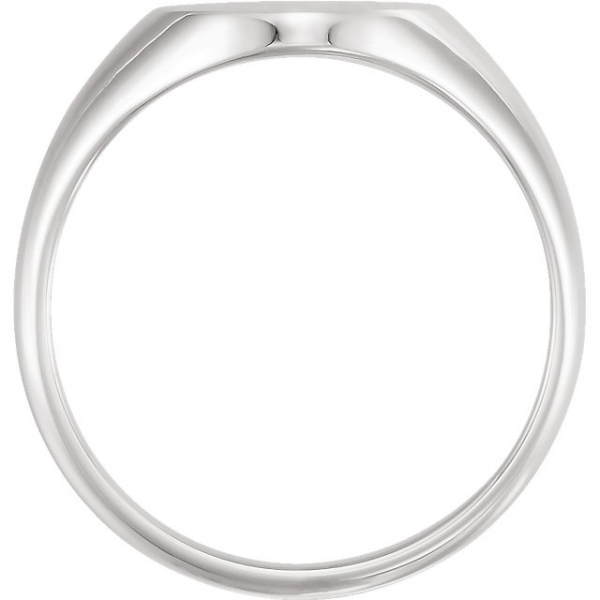 Rings - 18K White Gold Ring - image #2