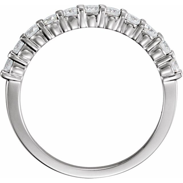 Engagement Rings - Anniversary Band - image 2