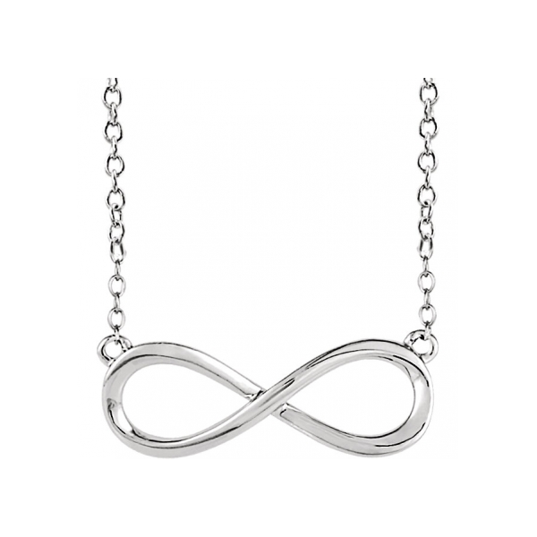 Sterling Silver Necklace 85947 60001 P Wedding Bands From Wisnosky Jewelers Tunkhannock Pa