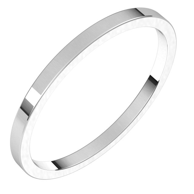 11.5mm Wedding Band by Stuller