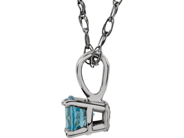 At Grogan Jewelers, we offer both designer and custom gemstone necklaces for every occasion. View our beautiful se - image #2