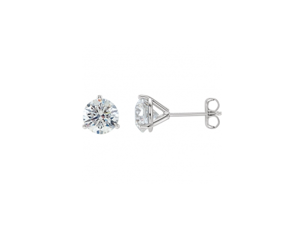 Diamond Earrings by Stuller
