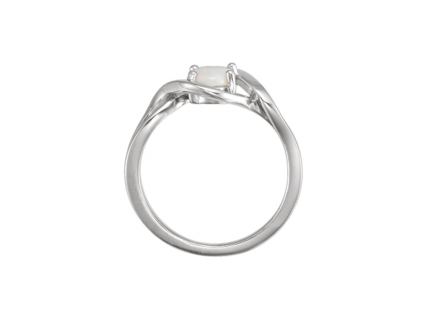 Gemstone Rings - Opal Ring - image 2