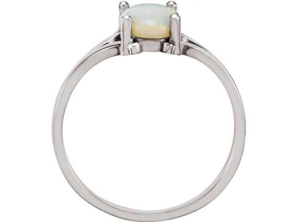 Gemstone Rings - Solitaire Ring - image #2