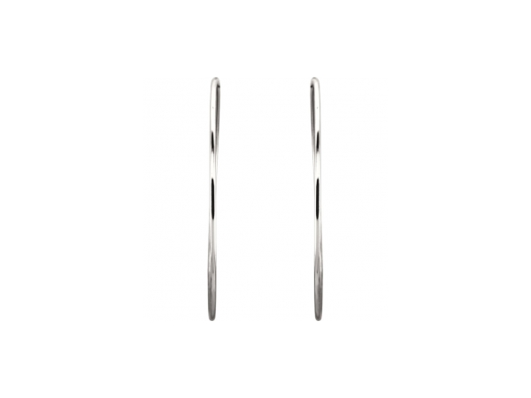 Earrings - Sterling Silver Earrings - image 2