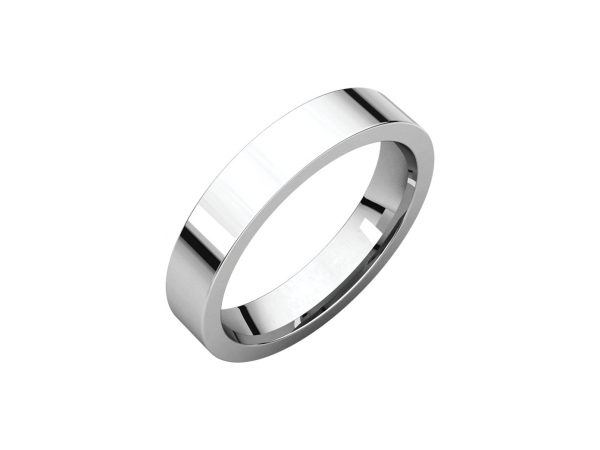 Men's Wedding Bands - 12mm Wedding Band
